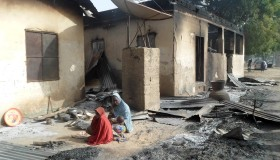 TOPSHOT-NIGERIA-UNREST-ISLAMISTS