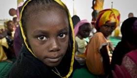 Madrasa education for the refugee kids in Chad