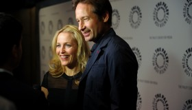 The Paley Center For Media Presents The Truth Is Here: David Duchovny And Gillian Anderson On 'The X-Files'