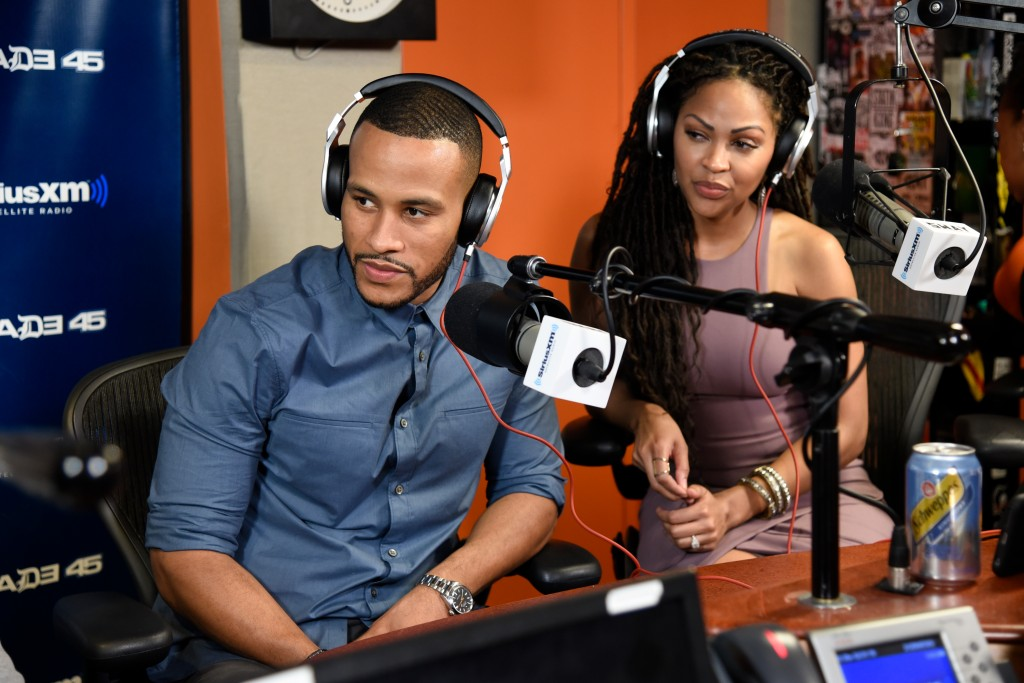 Celebrities Visit SiriusXM Studios - February 1, 2016