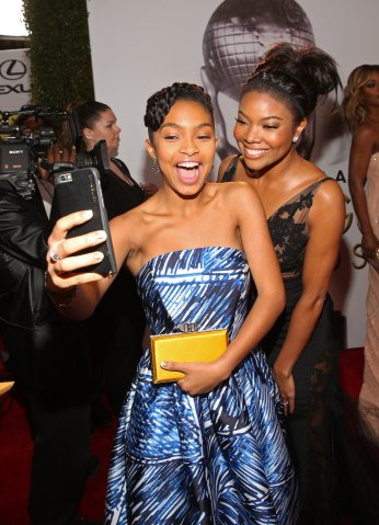 47th NAACP Image Awards Presented By TV One - Red Carpet