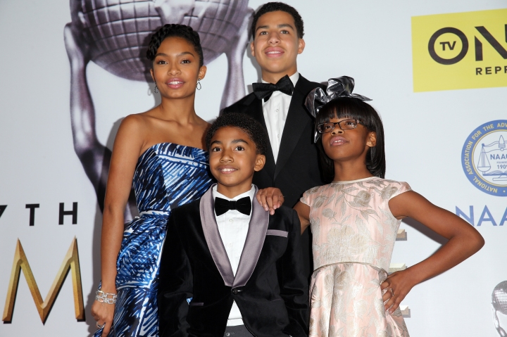 47th NAACP Image Awards Presented By TV One - Press Room
