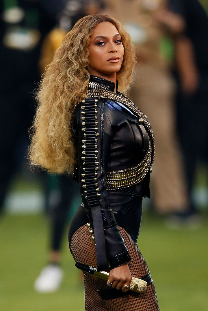 NOW: Beyonce In 2016
