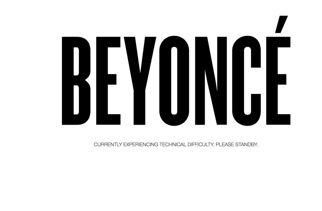 Beyonce site crash