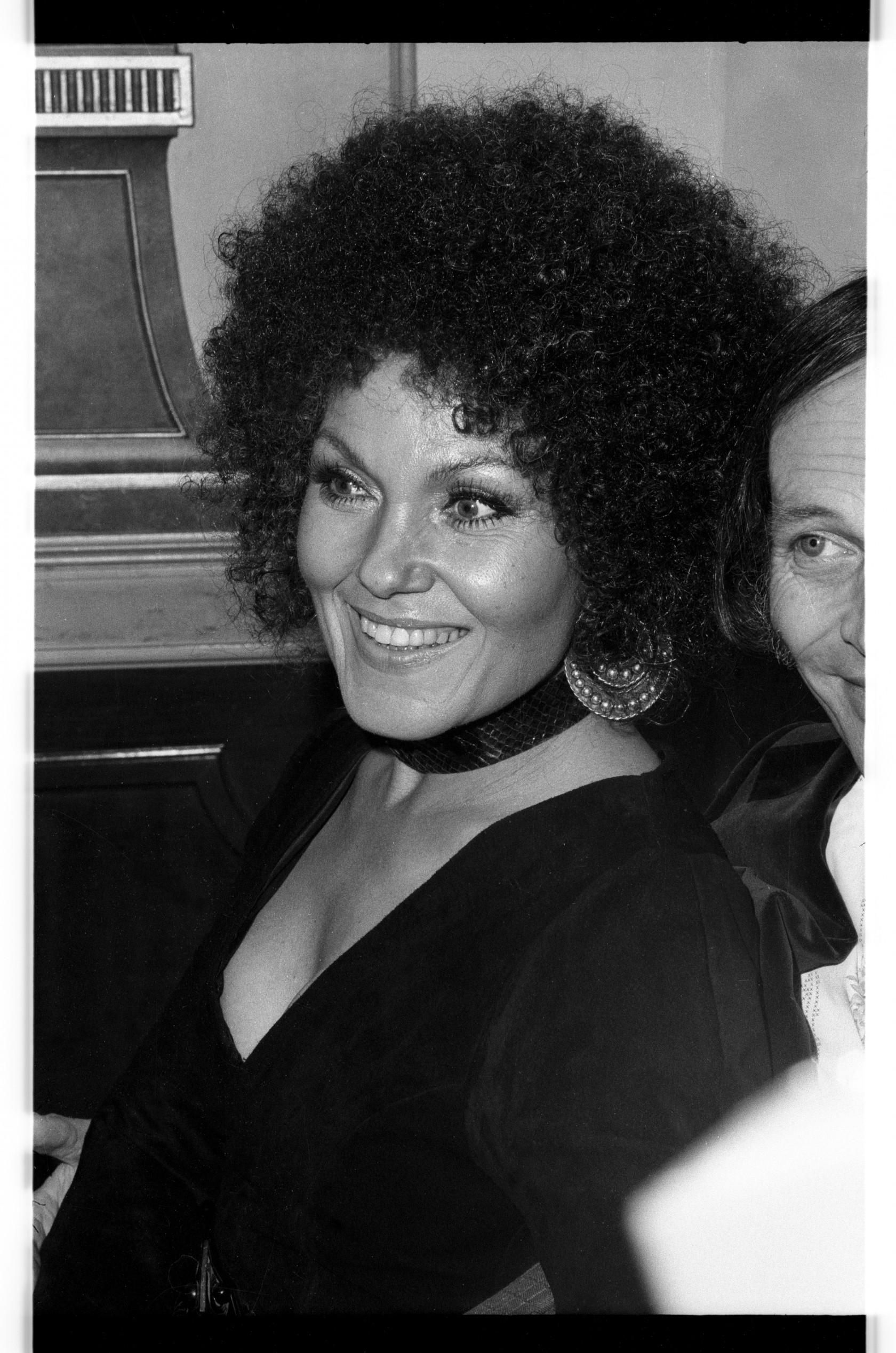 Cleo Laine, London, 1971.