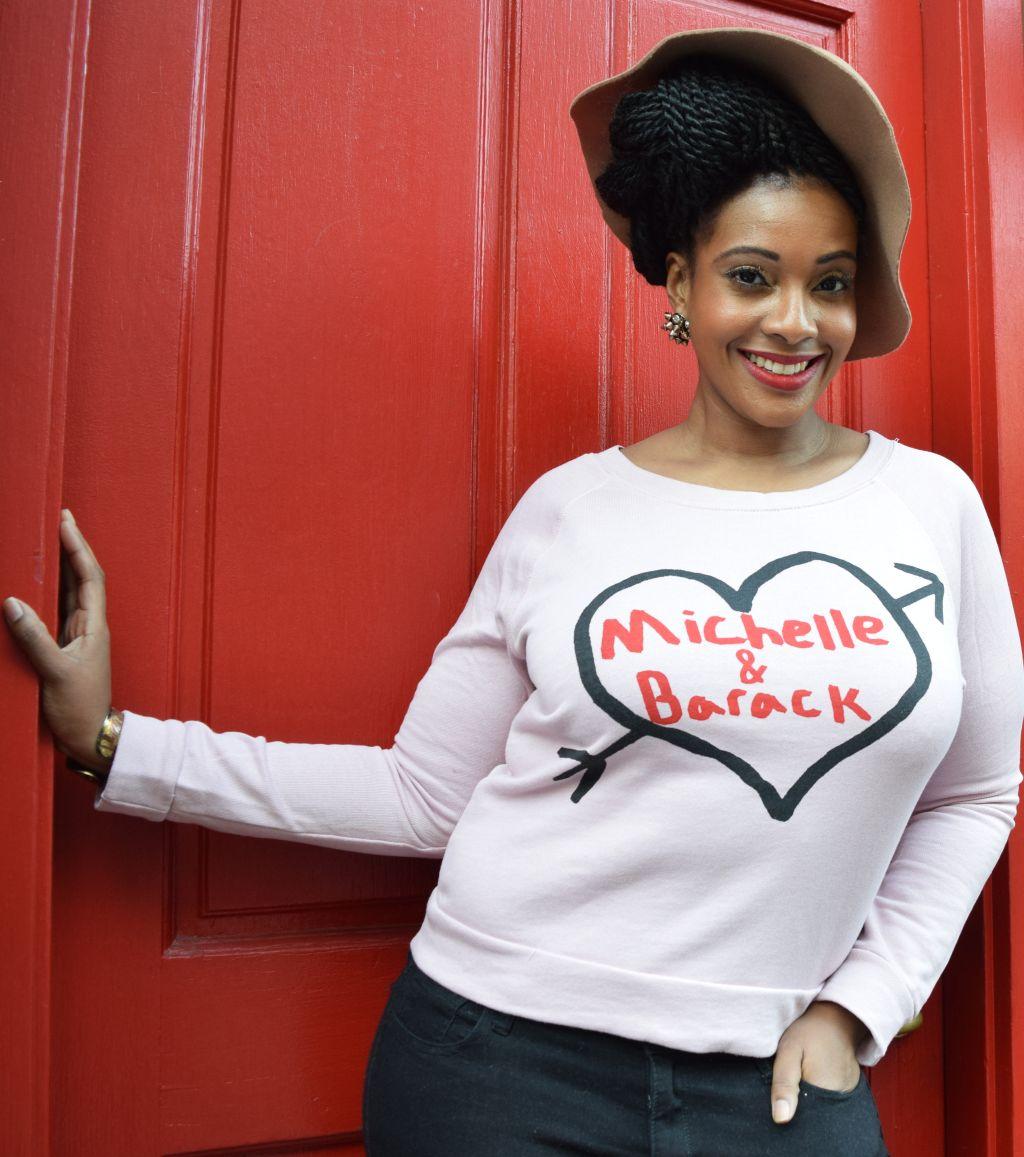 Michelle + Barack What Love Looks Like