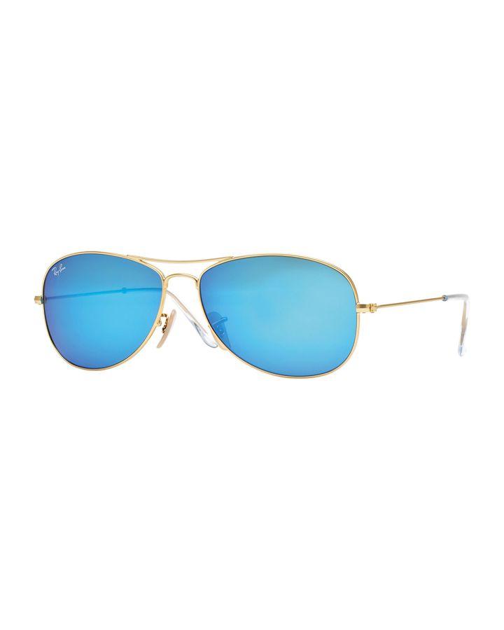 Mirror Lens Sunglasses