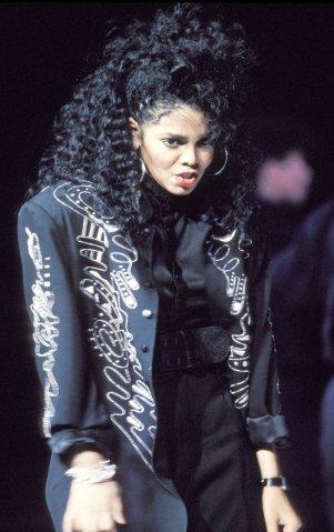Janet Jackson 'Control' Tour
