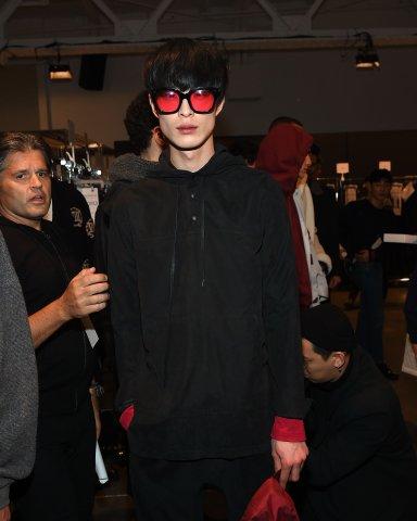 Concept Korea - Backstage - New York Fashion Week Men's Fall/Winter 2016