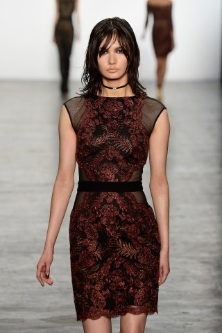 Tadashi Shoji - Runway - Fall 2016 New York Fashion Week: The Shows