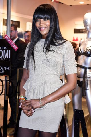 New Yamamay Collection Launch with Naomi Cambell In Milan
