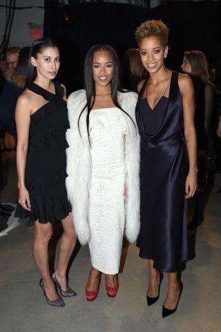 Cushnie Et Ochs - Front Row - Fall 2016 New York Fashion Week: The Shows