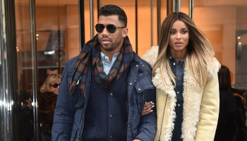 Celebrity Sightings in New York City - February 12, 2016