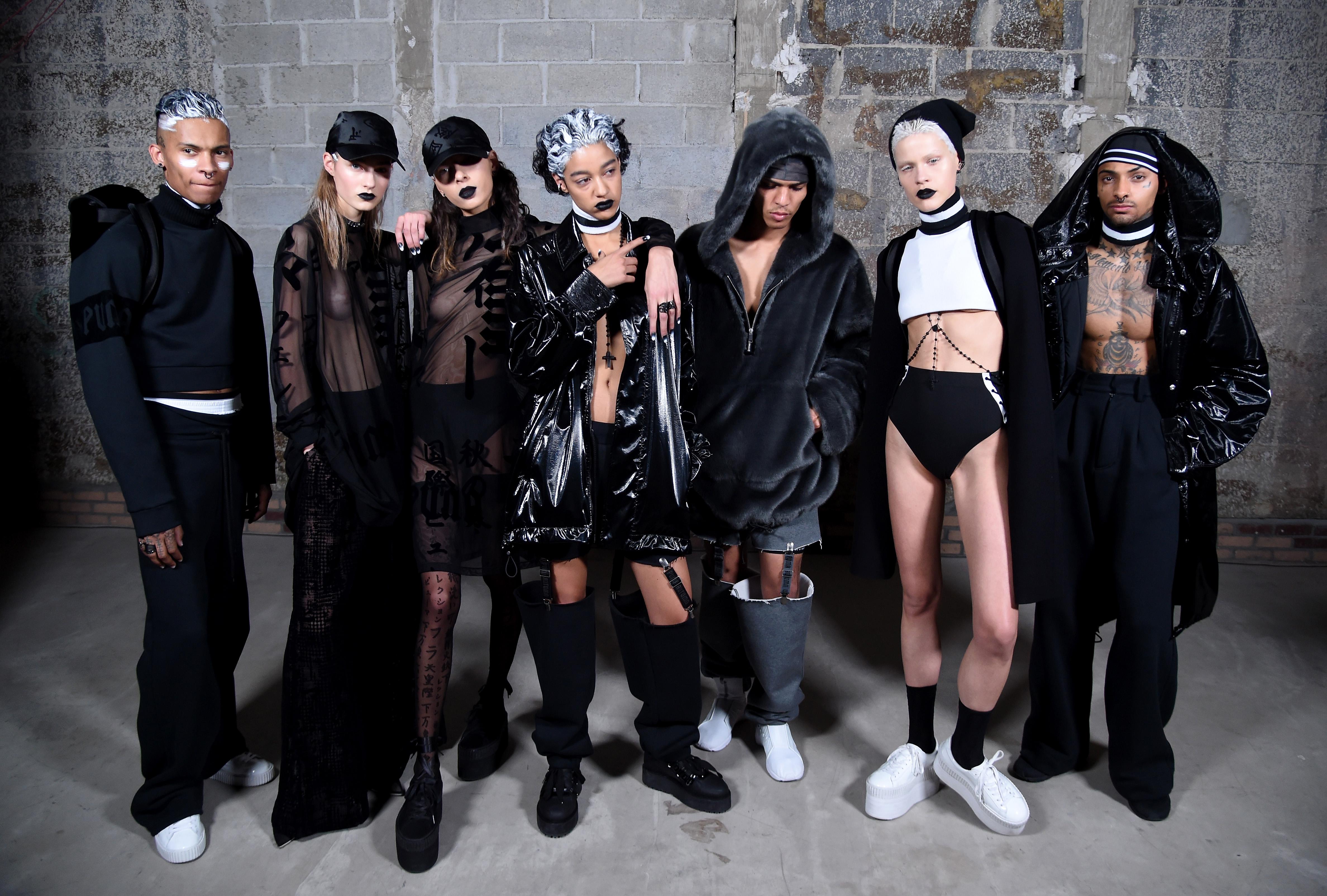 FENTY PUMA by - Fall 2016 New York Fashion Week