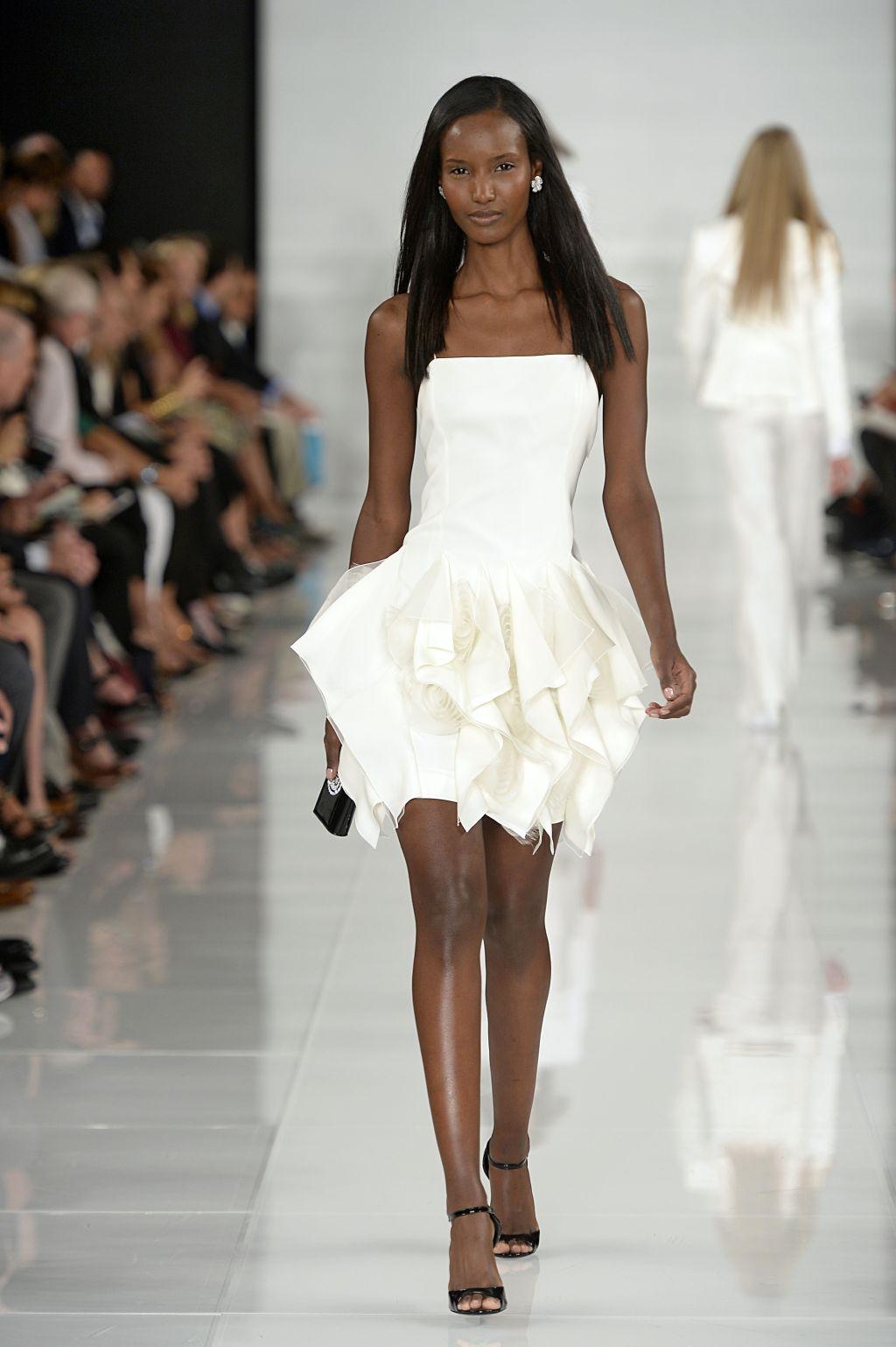 Ralph Lauren - Runway - Mercedes-Benz Fashion Week Spring Summer 2014