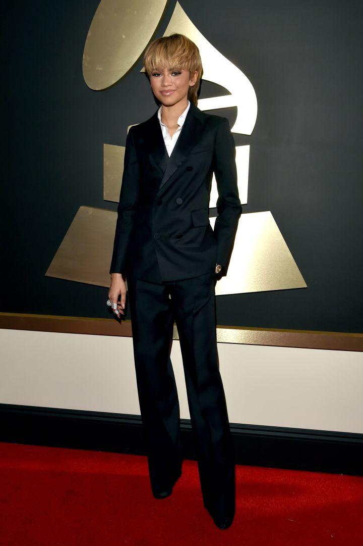 Zendaya, 2016 Grammys