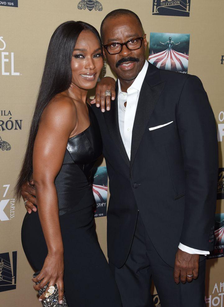 11 Times Angela Bassett & Courtney B. Vance Were The Patron Saints Of Black Love