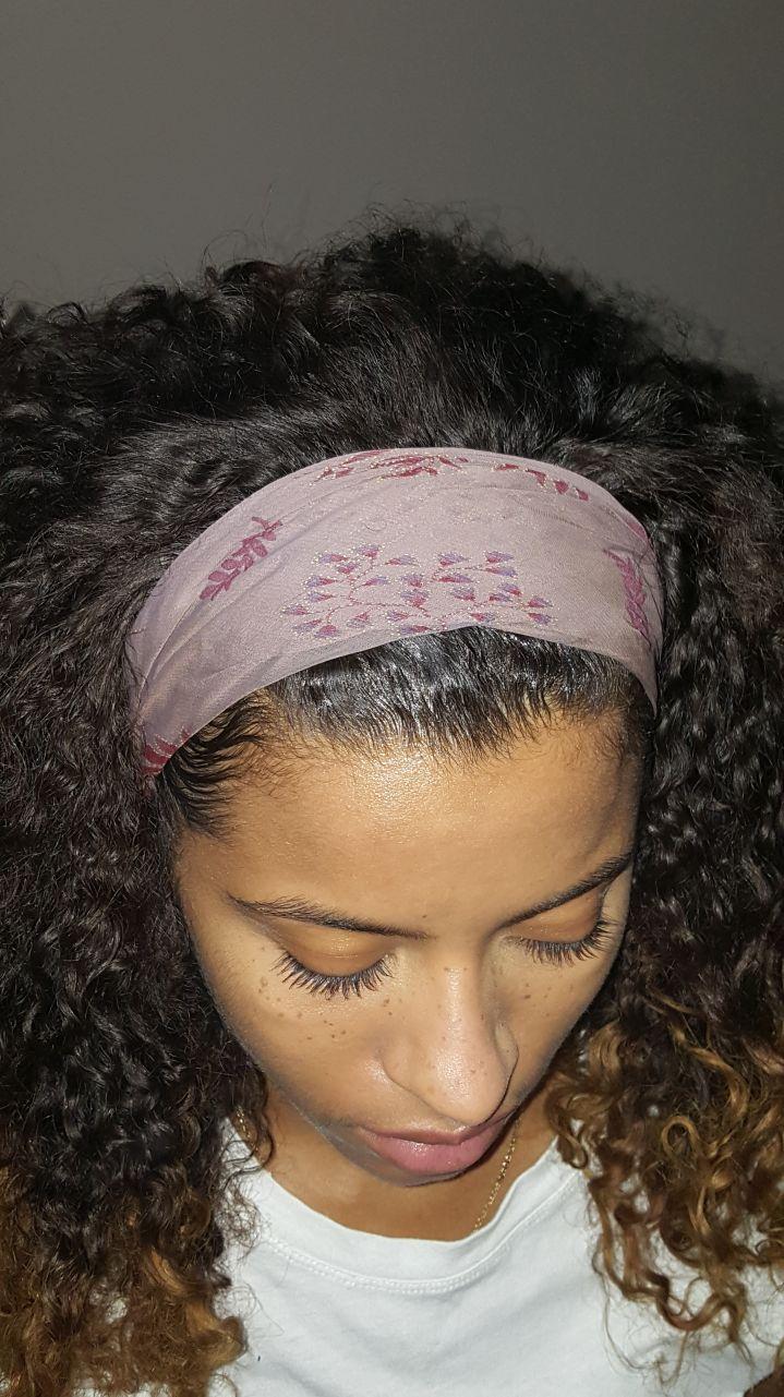 The Headband – Step 1