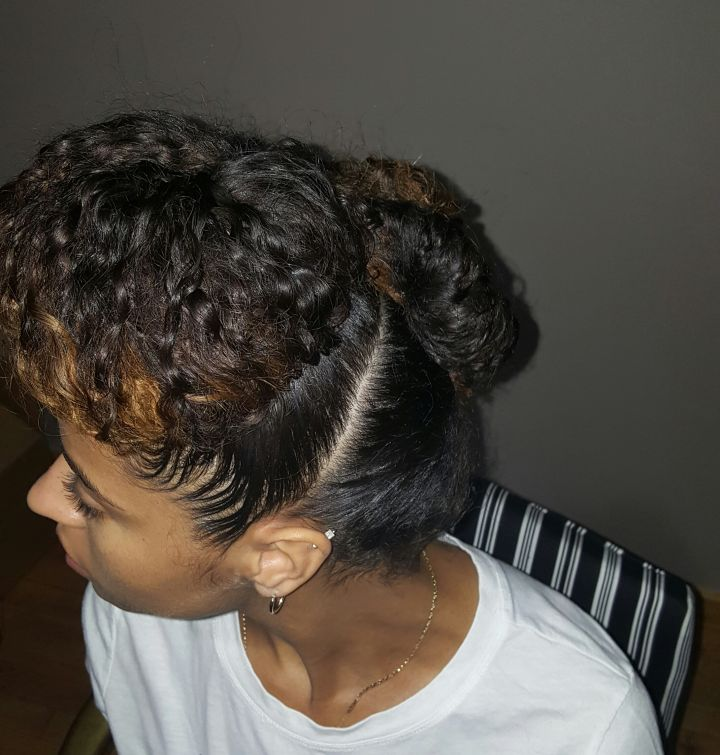 The Headband – Step 5