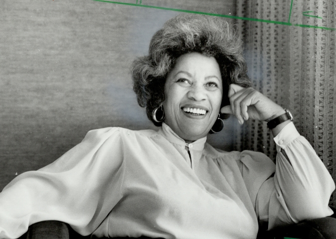 Toni Morrison: Award-winning New York author reads tonight at Harbourfront's International Festival