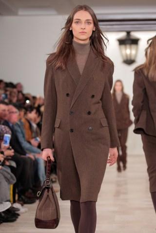 Ralph Lauren - Runway - Fall 2016 New York Fashion Week: The Shows