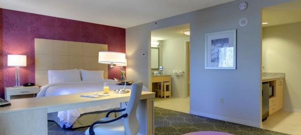 Hampton Inn & Suites Miami Brickell Downtown