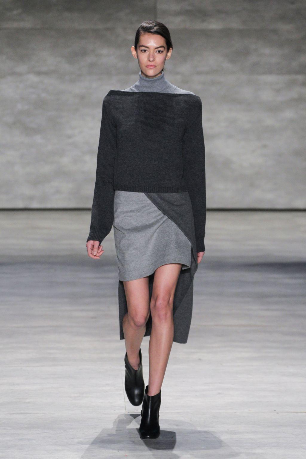 Concept Korea - Runway - Mercedes-Benz Fashion Week Fall 2015
