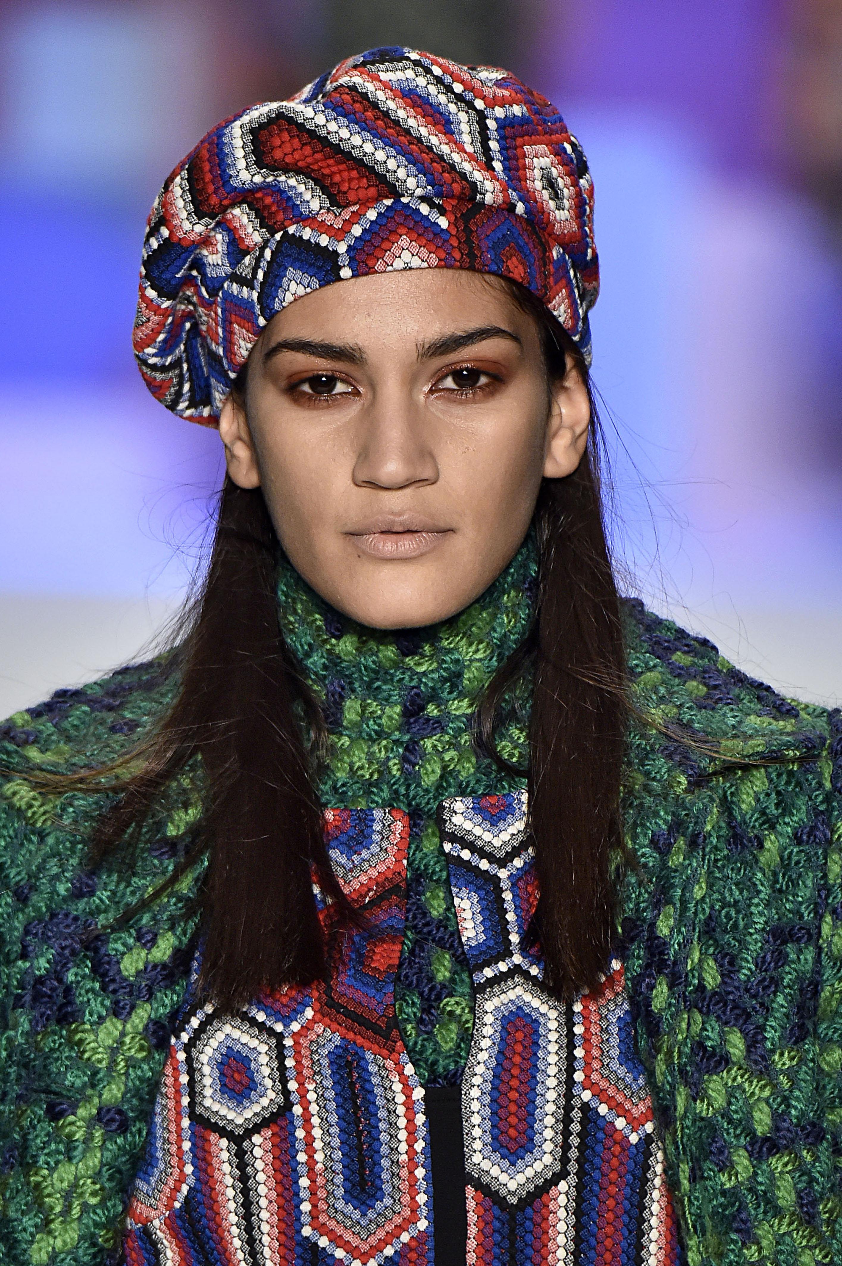 Desigual - Runway - Fall/Winter 2016 New York Fashion Week
