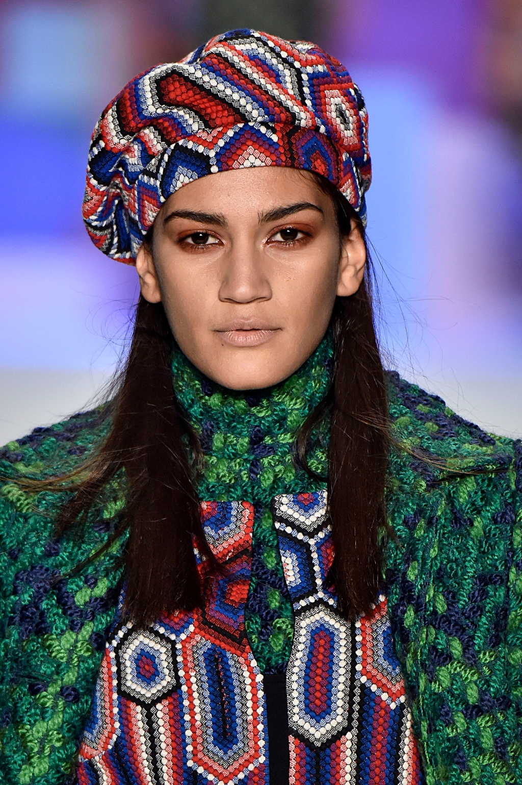 Desigual - Runway - Fall/Winter 2016 New York Fashion Week