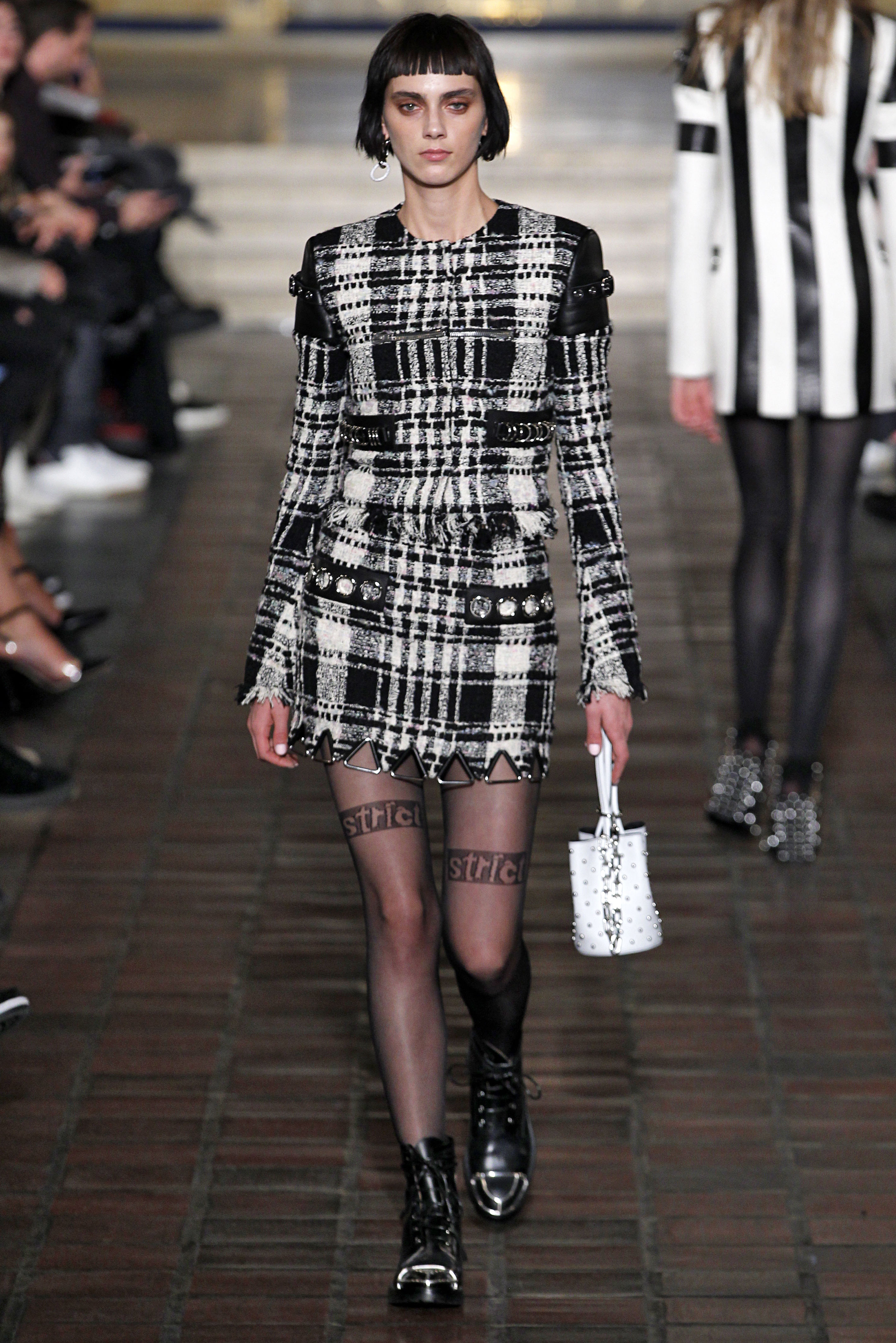 Alexander Wang - Runway - Fall/Winter 2016 New York Fashion Week