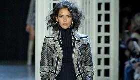New York, NY - February 14: NY Fashion Week Women, Altuzarra Fa