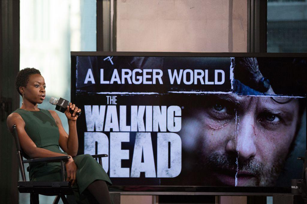AOL Build Speaker Series - Danai Gurira, 'The Walking Dead'