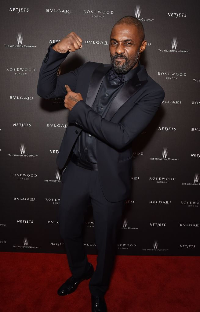 The Weinstein Company: Post BAFTA Party