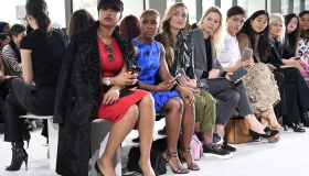 Michael Kors Fall 2016 Runway Show - Front Row