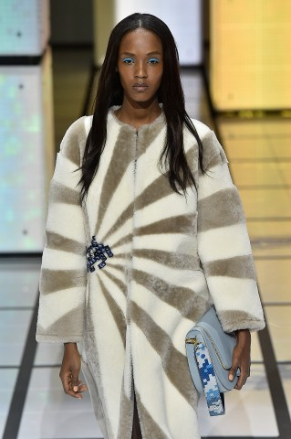 Anya Hindmarch - Runway RTW - Fall 2016 - London Fashion Week