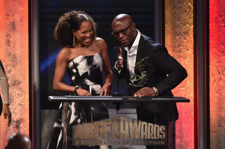2016 ABFF Awards: A Celebration Of Hollywood - Show