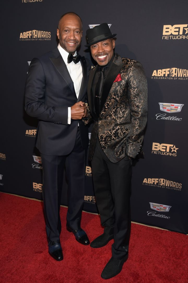 Jeff Friday and Will Packer