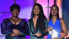 2016 ABFF Awards: A Celebration Of Hollywood - Roaming Show