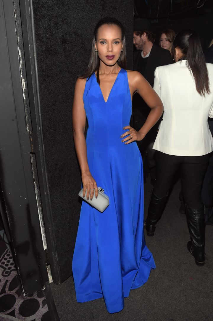 Kerry Washington attends the 2016 ABFF Awards: A Celebration Of Hollywood