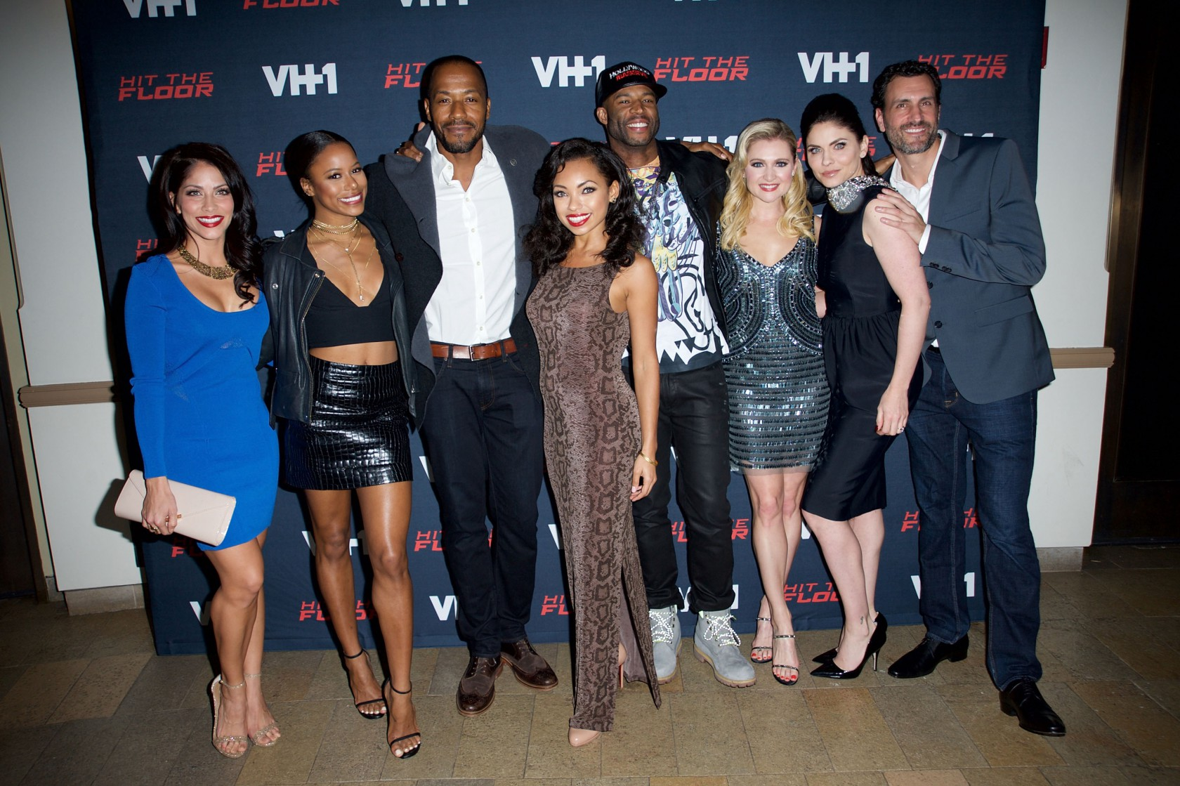 Premiere Of VH1's 'Hit The Floor' Season 3 - Arrivals