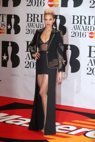 The BRIT Awards - Arrivals