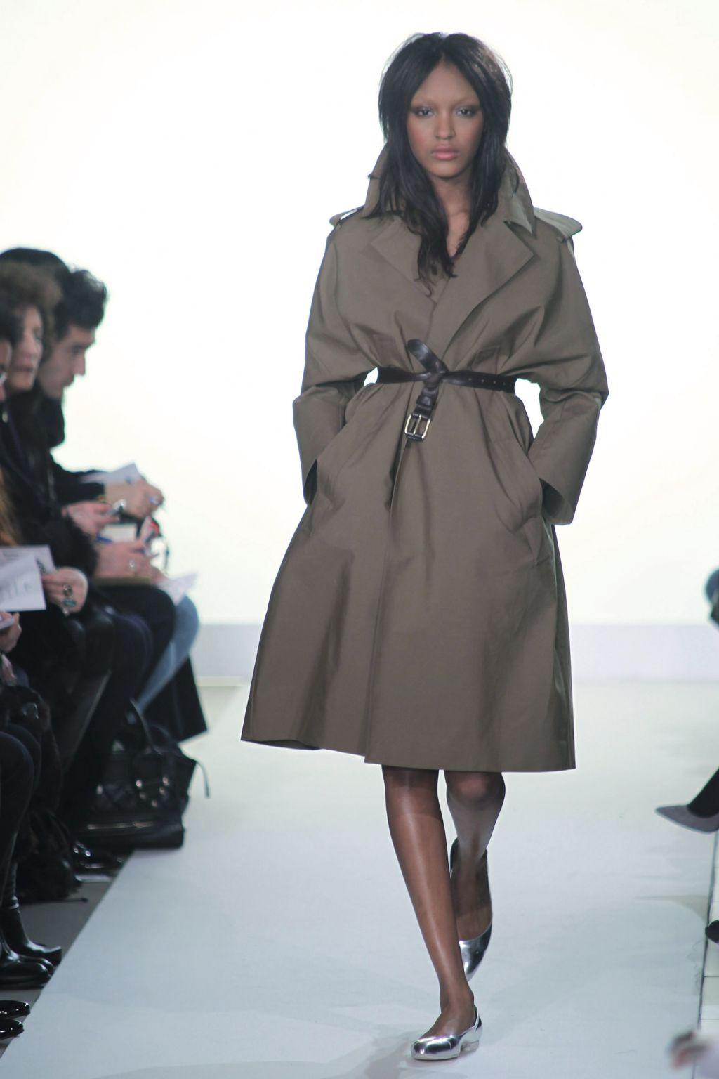 Aquascutum: London Fashion Week a/w 2010 - Runway
