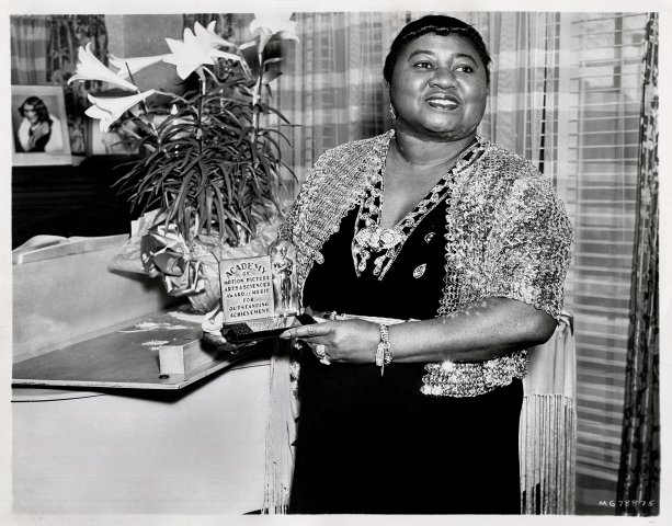 Portrait Of Hattie Mcdaniel