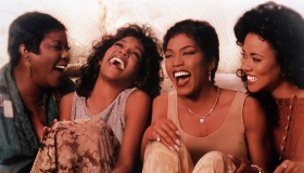 Poster For 'Waiting To Exhale'