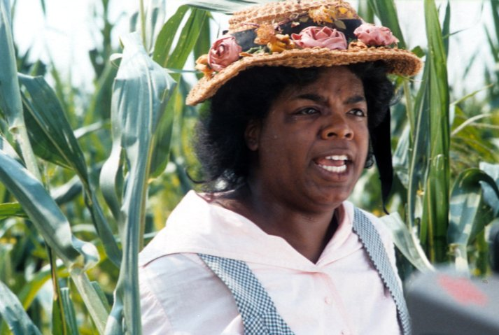 Oprah Winfrey In 'The Color Purple'