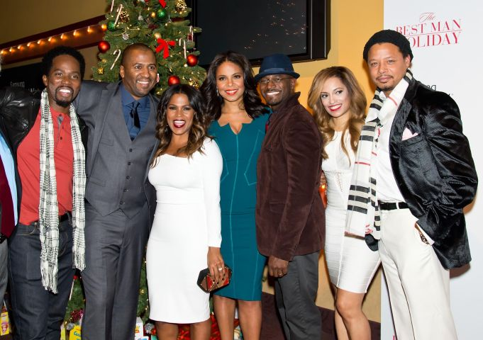 'The Best Man Holiday' New York Premiere