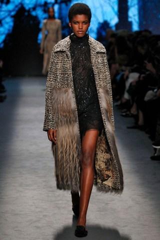 Alberta Ferretti - Runway - Milan Fashion Week FW16