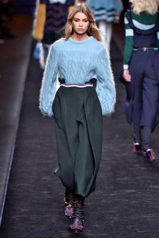 Fendi - Runway - Milan Fashion Week FW16