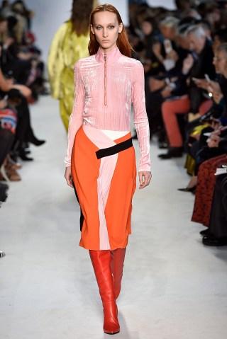 Emilio Pucci - Runway - Milan Fashion Week FW16