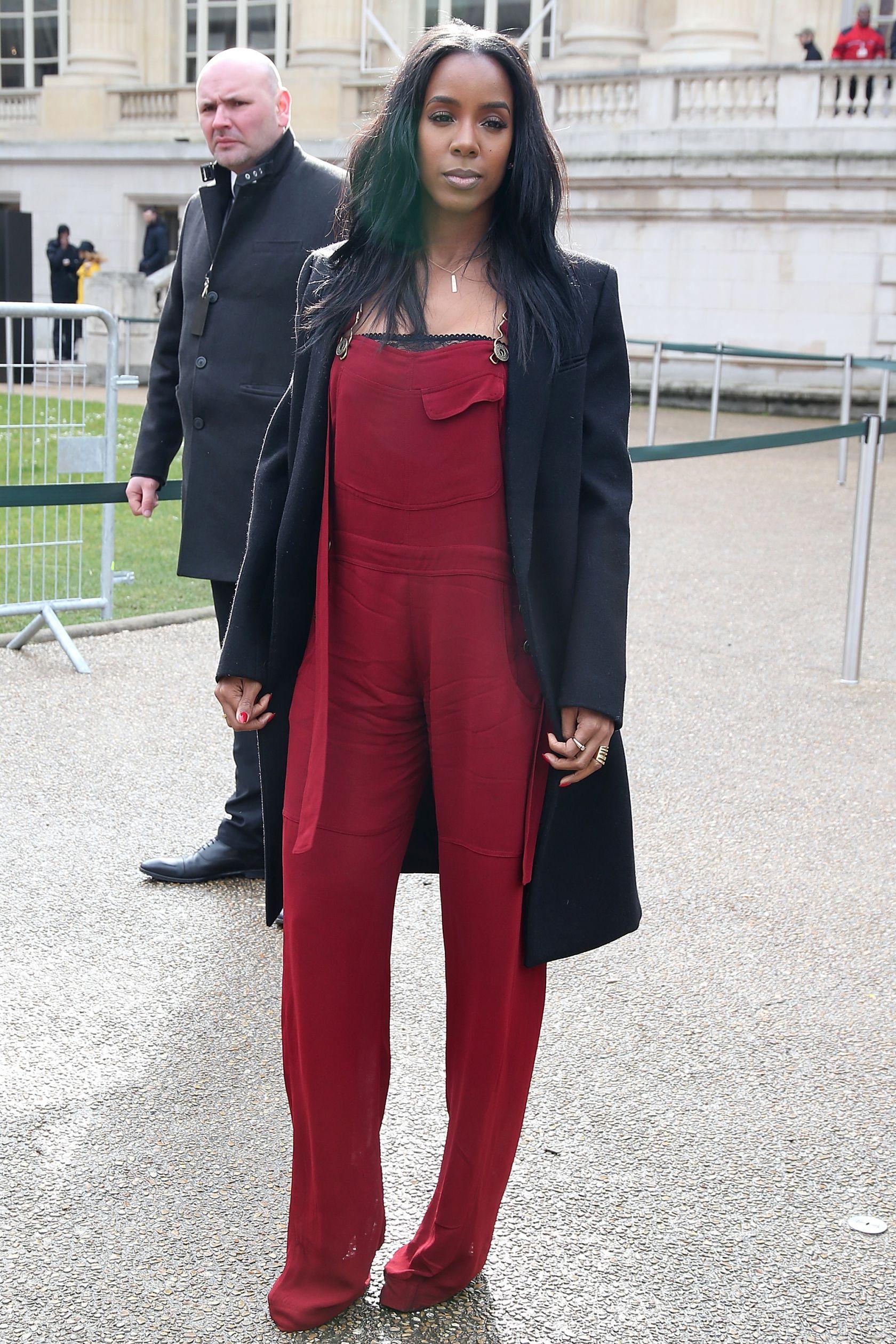 Celebrity Sightings : Day Three - Paris Fashion Week : Womenswear Fall Winter 2016/2017